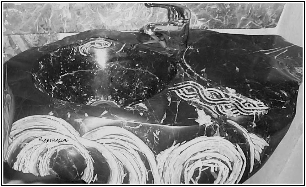Lavabo-marbre-noir-sculpture-NB