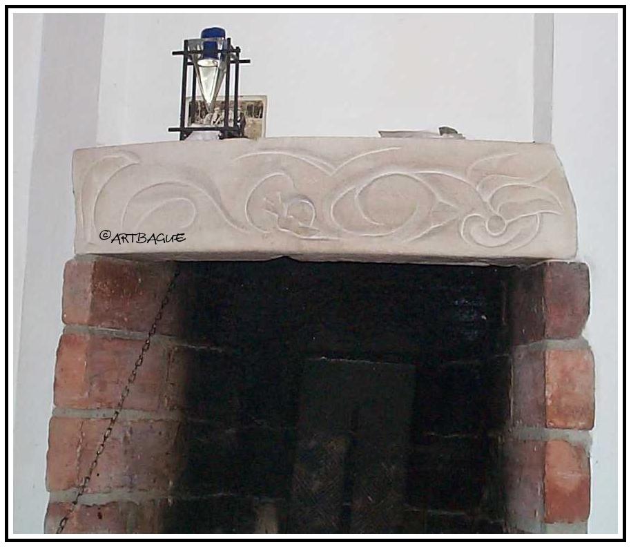linteau-pierre