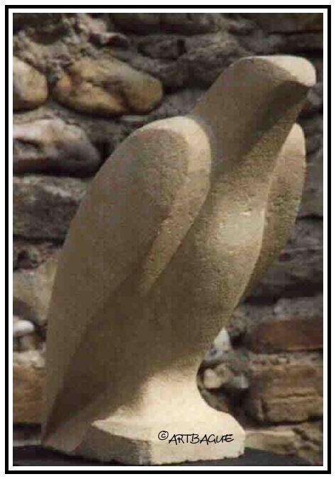 sculpture-oiseau