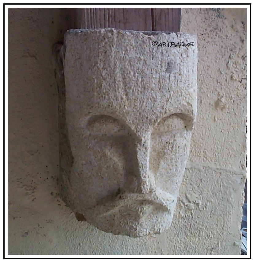 tête-sculpture